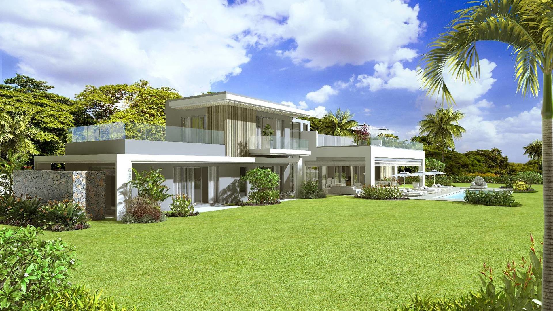 Villas Horizon: new villa concept launched by Anahita Mauritius