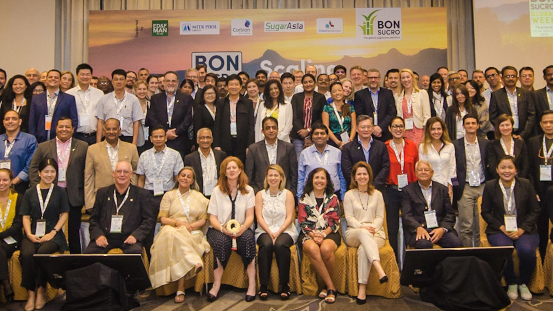 Alteo participated in the Bonsucro Global Week in Bangkok, Thailand