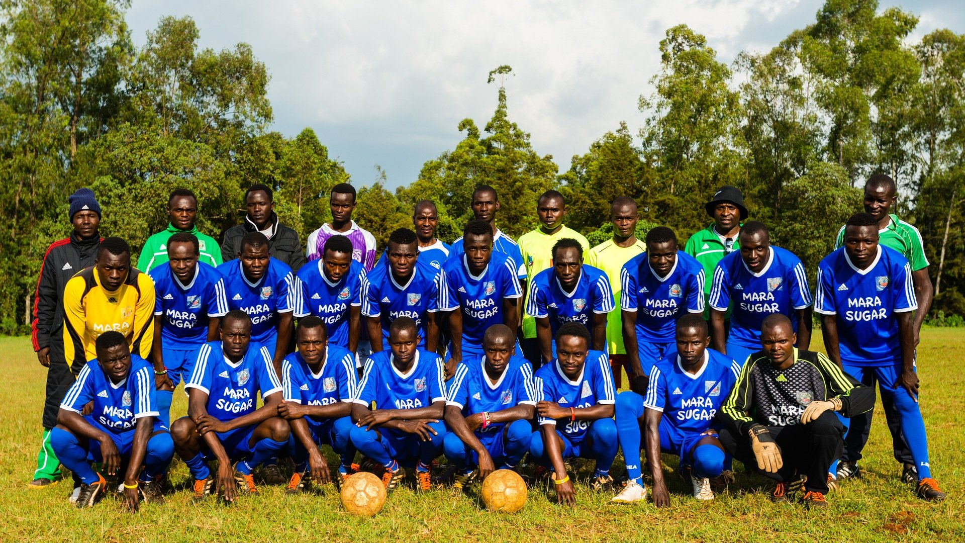 Transmara Football Club reaches Division One of South Rift Provincial League in Kenya
